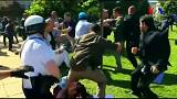 Turkish security officers charged over US protest attack