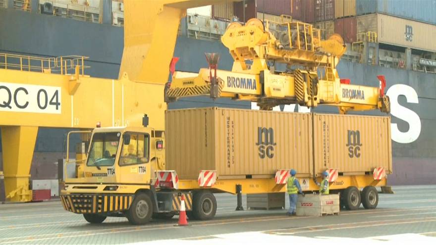 خط ملاحي بين قطر والهند لمواجهة حصار الدوحة
