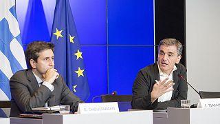 Acuerdo en Luxemburgo entre Grecia y sus acreedores