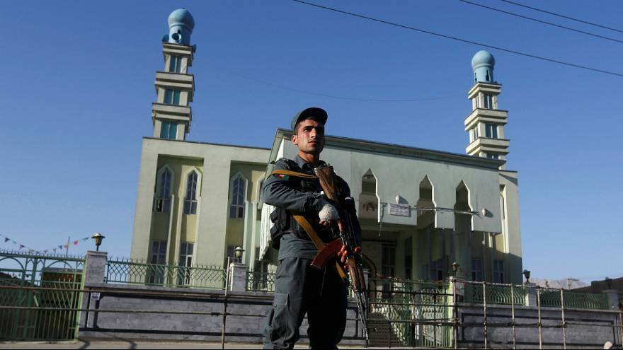 حمله انتحاری داعش به یک مسجد شیعیان در کابل