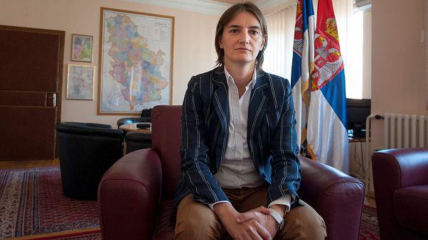 Serbien bekommt offen lesbische Regierungschefin