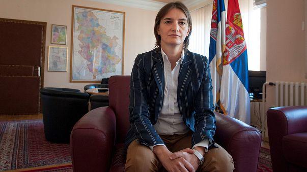 Сербия: премьером стала открытая лесбиянка