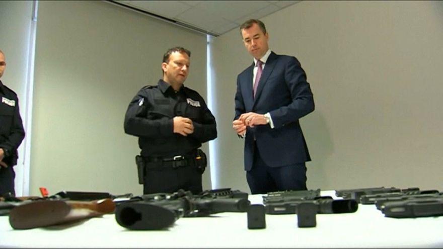 Australia, amnistia per le armi irregolari