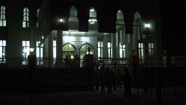 IŞİD Afganistan'da camiyi hedef aldı