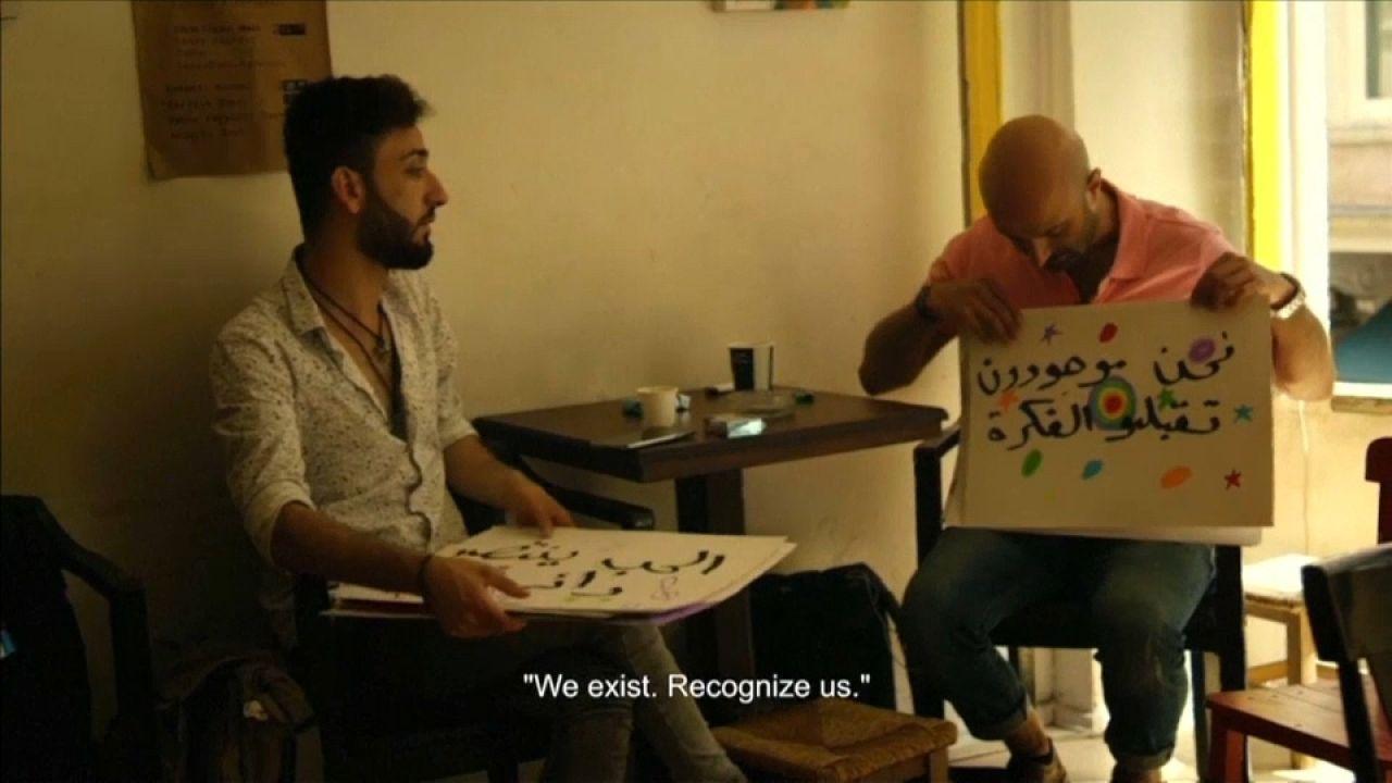 داستان پناهجویان دگرباش در فیلم آقای همجنسگرای سوریه
