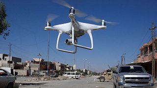 Drónokkal támadnának a terroristák