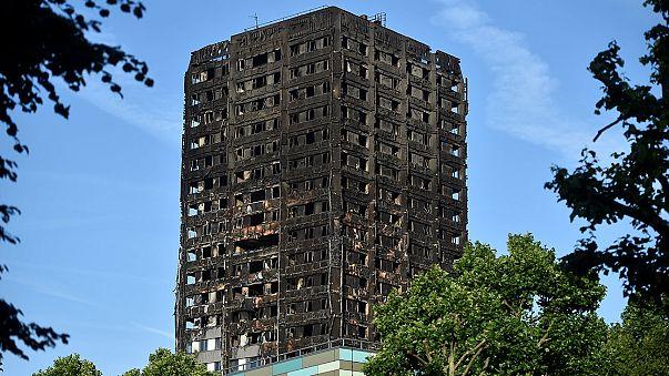 Au moins 30 morts dans l'incendie de Londres