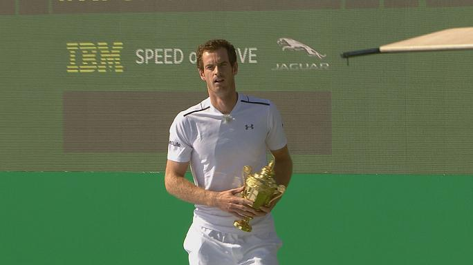 Euronews Interview mit Andy Murray