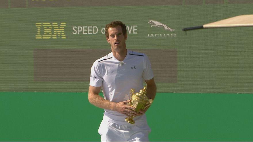 Andy Murray: Stres ve baskı altında daha iyi oynuyorum
