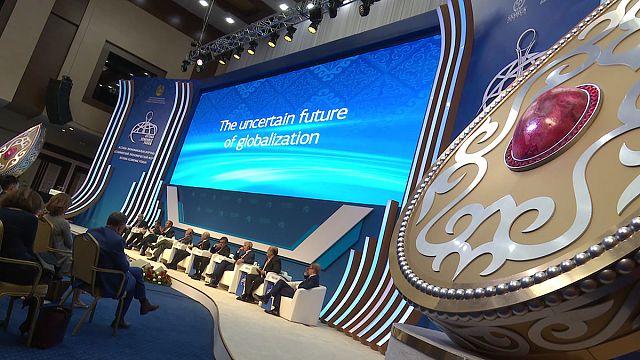 Asztana: a fórum, ahol Kazahsztán megmutatja magát