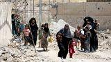 هل أصبحت الدروع البشرية آخر تقنية للجهاديين في الموصل؟