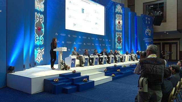 Kazakhstan showcases economic achievements at Astana Economic Forum