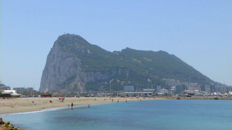 """Gibraltar mais próximo de Londres à hora do """"Brexit"""""""