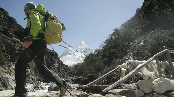 Bilim insanları Himalayalarda şifa arıyor