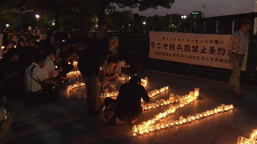 هيروشيما: تجمع للمطالبة بمعاهدة لحظر الاسلحة النووية
