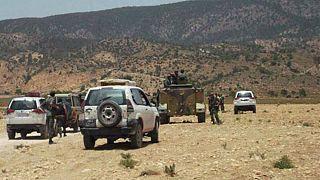 مقتل راعية أغنام في انفجار لغم بجبل السلوم