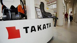 Takata est proche de la faillite