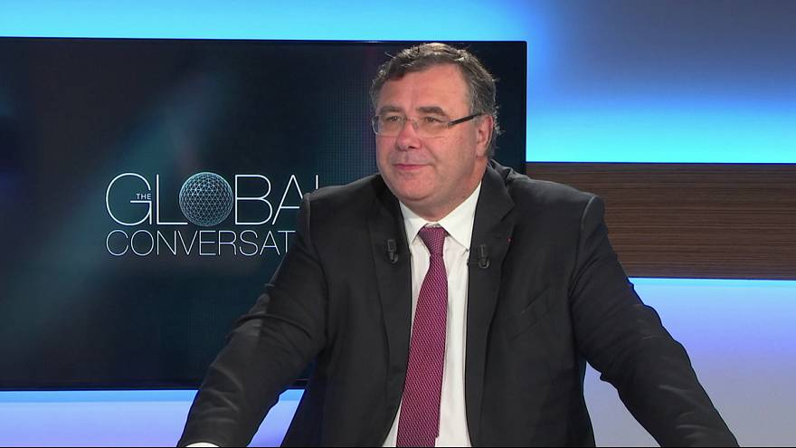 Global Conversation con Patrick Pouyanné
