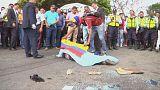 Un nuevo fallecido en las protestas de Venezuela