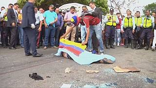 Student killed in Venezuela protests
