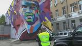 Cristiano Ronaldo: Room With a View in Russia