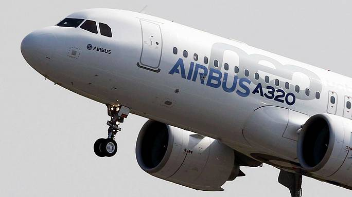 It's all go at Airbus ahead of the Paris Airshow