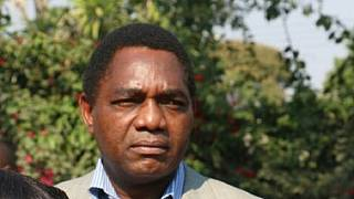 Zambia churches want opposition chief released pending treason trial