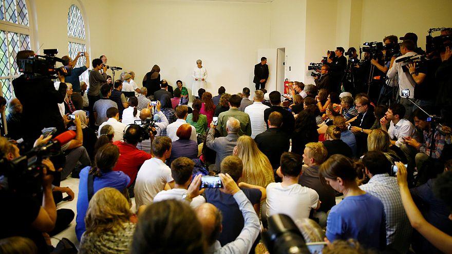 Almanya'da 'liberal cami' açıldı