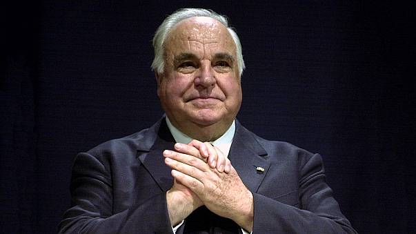 Former German Chancellor Helmut Kohl dies aged 87