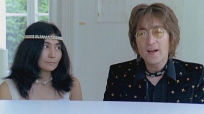 "Yoko Ono'ya ""Imagine"" sürprizi"