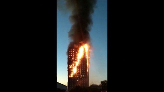 Grenfell: Uma torre inflamável?