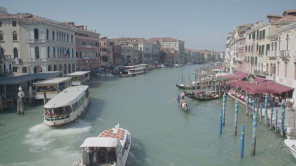 Avrupalı mucitler Venedik'te buluştı