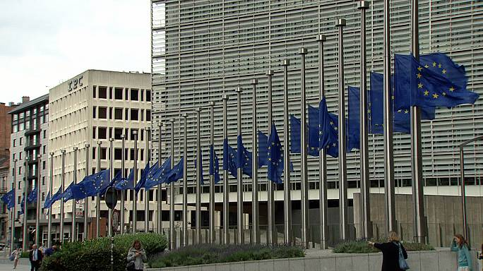 Hommage de l'UE à Helmut Kohl