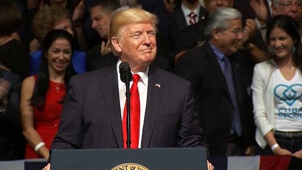 Trump reformula relações com Cuba