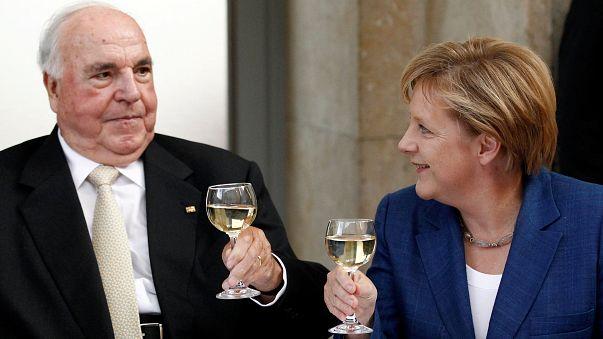 """Trauer um Helmut Kohl - """"Wir Deutschen halten inne"""""""