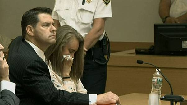 Woman found guilty for encouraging her teen boyfriend's suicide
