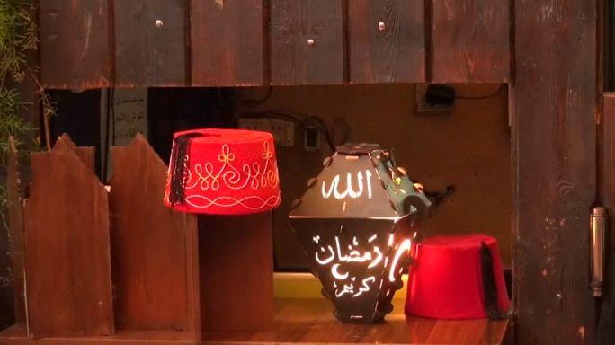 تعرف على أجواء رمضان في دمشق