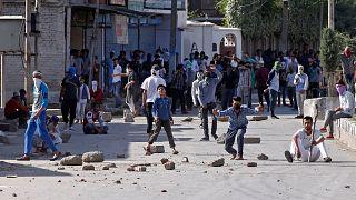 10 قتلى في أعمال عنف في كشمير