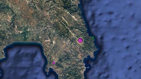 Σεισμός 4,7 ρίχτερ ταρακούνησε τη Μονεμβασιά