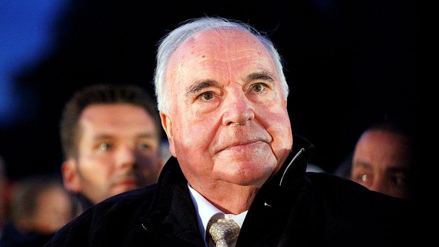 Weggefährten würdigen verstorbenen Helmut Kohl