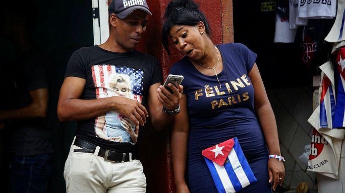 Küba yönetiminden Trump'a tepki