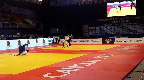 México triunfa en el Grand Prix de Cancún de Judo.