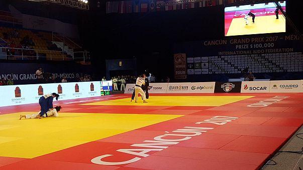 Jour de gloire pour le judo mexicain