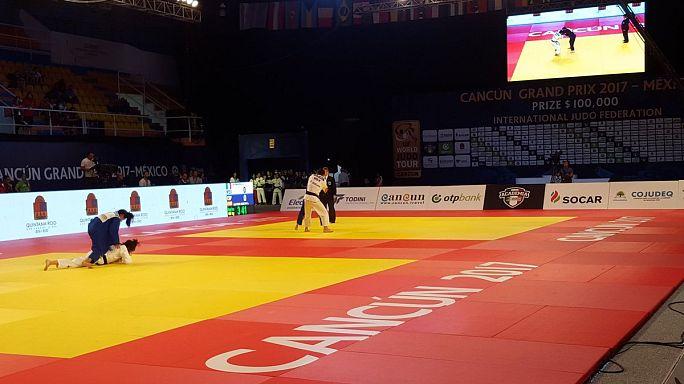 Judo: Medalha fica em casa em Cancún