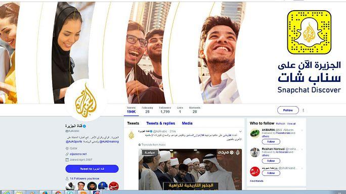 """حظر حساب """"الجزيرة"""" وعودته: هل يخضع """"تويتر"""" لضغوطات جهة أخرى"""