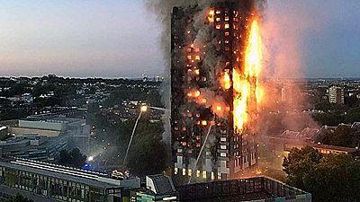 Le bilan s'élève à 88 victimes — Incendie de Londres