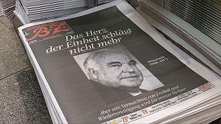 Homenagens a Helmut Kohl