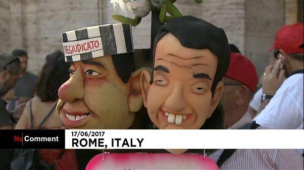 Ιταλία: Στους δρόμους τα συνδικάτα για τα «κουπόνια εργασίας»