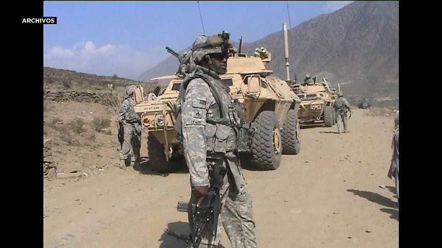مجروح شدن چند نیروی آمریکا در حمله یک نظامی افغان در بلخ