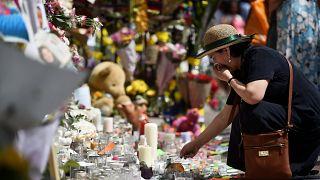 """İngiliz polisi: """"Londra yangınında kayıp 58 kişinin artık ölmüş olduklarını kabul ediyoruz"""""""